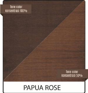 biovarnish wood stain warna papua rose