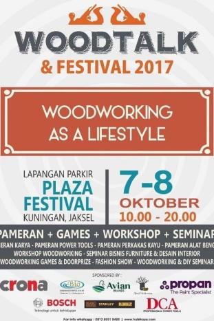 woodtalk and festival 2017