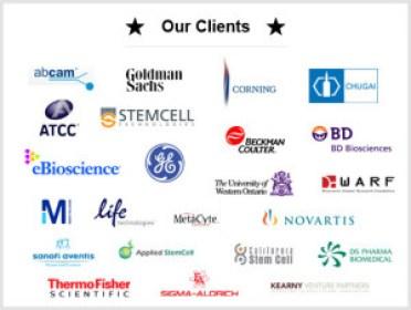 BioInformant_Our_Stem_Cell_Clients