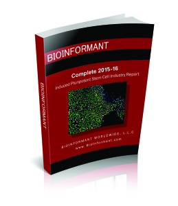 Complete 2015-16 Induced Pluripotent Stem Cell (iPSC) Industry Report