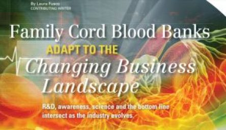 "AABB Cord Blood Article, ""Changing Cord Blood Industry Landscape"""