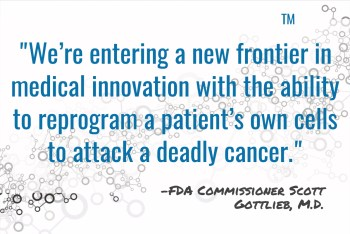 Novartis Gets 1st Gene Therapy Approved in U.S.