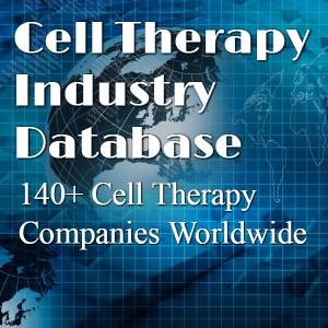 Cell Therapy Industry Database