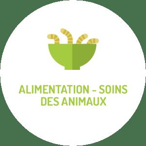 Alimentation - soins des animaux