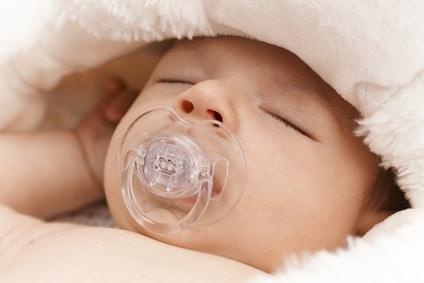Couvrire bébé