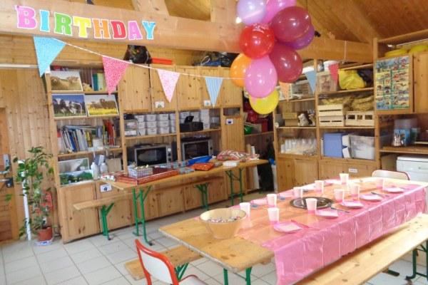 Organiser l'anniversaire de votre enfant en salle pendant l'hiver