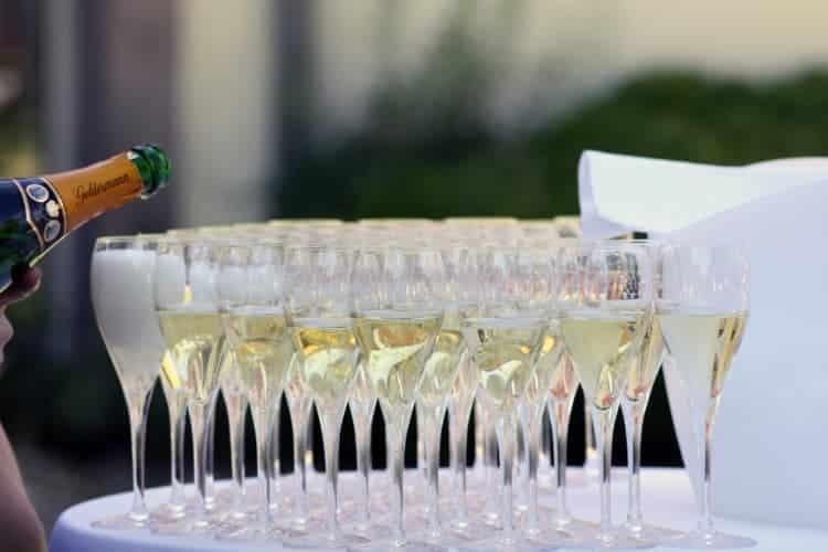 Quel champagne pour un baptême ?