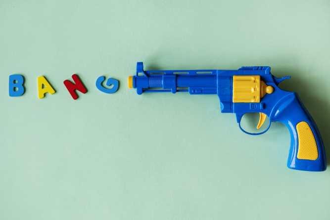 pistolet à billes