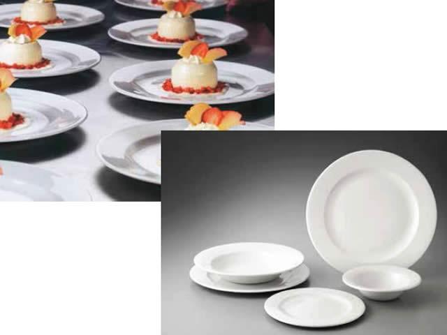Servizio da tavola collezione Profile  Porcellane Biolav