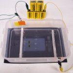 Συσκευή ηλεκτροφόρησης DNA για σχολικά εργαστήρια