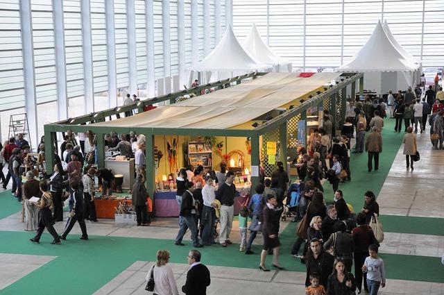 ECOCULTURA 2009: Feria Hispanolusa de Productos Ecológicos