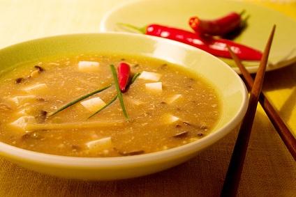 Recetas con Tofu y Algas