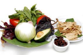 Cocina vegetariana Mexicana