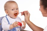 Recetas para bebés vegetarianos