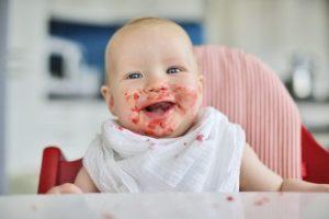 Los mejores alimentos  para tu bebé