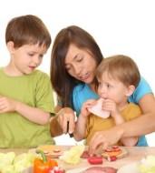 El desayuno, una comida importante para los niños