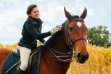 Equinoterapia, curación a través de los caballos