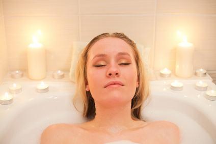 El baño, la hora perfecta para consentirte
