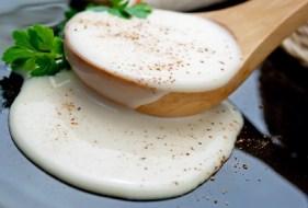 Salsas y aderezos bajos en grasa