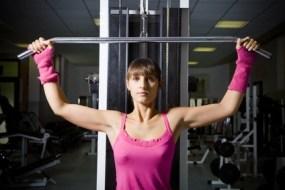 Pechos firmes con  ejercicios focalizados