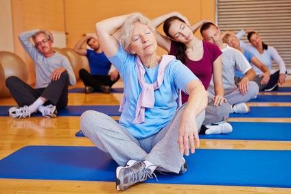 El ejercicio en el adulto mayor