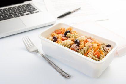 Prácticas recetas para comer en tu oficina