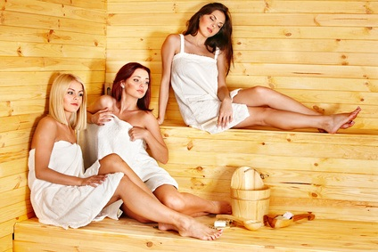 Vapor y Sauna: sus bondades en la salud y belleza