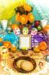Recetas Mexicanas para el día de muertos