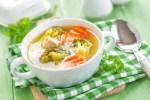 Los Beneficios de una buena Sopa