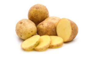 Prepara papas (patatas) para bajar de peso