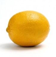 La cura de Sirope de Savia y Zumo de limón