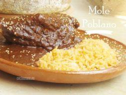 Recetas de Moles Mexicanos