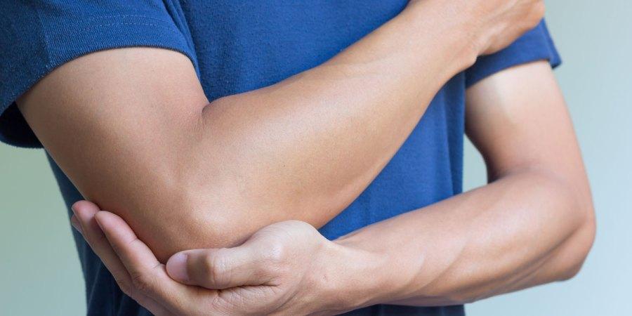 手肘長腫塊不在意 檢查竟是惡性肉瘤!