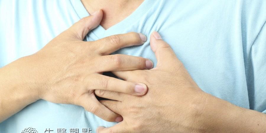 30歲廚師兩年內經歷5次急性心肌梗塞 每半年進心導管室救命