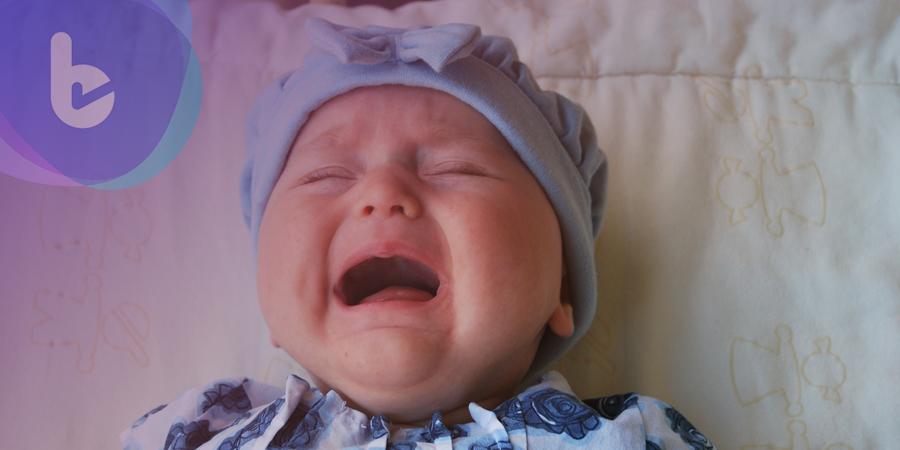 寶寶肚子苦但寶寶說不出! 專家:可能是選錯了奶粉