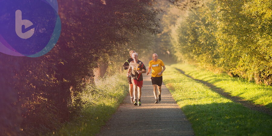 虛擬實境跑步運動 有效預防老人跌倒
