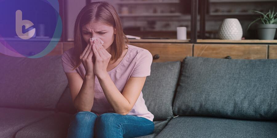 狂打噴嚏停不了 是感冒還是過敏?