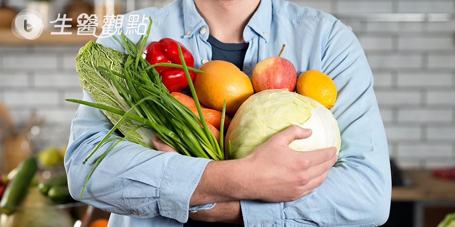 「腸」保健康!益生菌+纖維+酵素 保持消化機能好「酵」率!