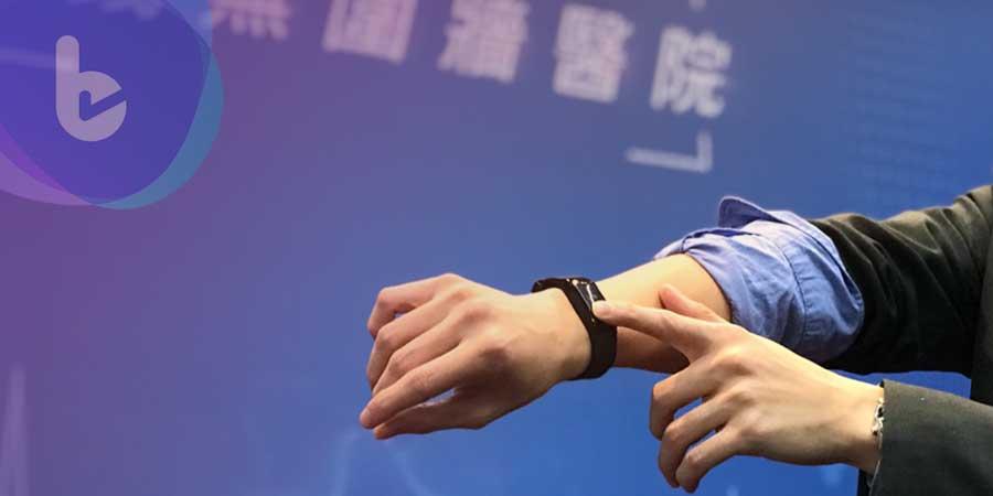 中央大學智慧錶 30秒診斷潛在中風風險