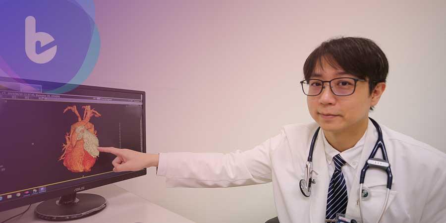 8公分胸腺瘤 香港青年跨海花蓮達文西手術醫治