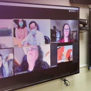 臺灣COVID-19防疫成果世界肯定  國際女醫師協會主動向林口長庚醫院視訊汲取經驗