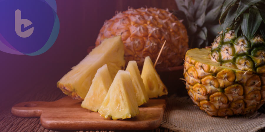 養肝聖品鳳梨。營養師:適量補充助肝臟解毒