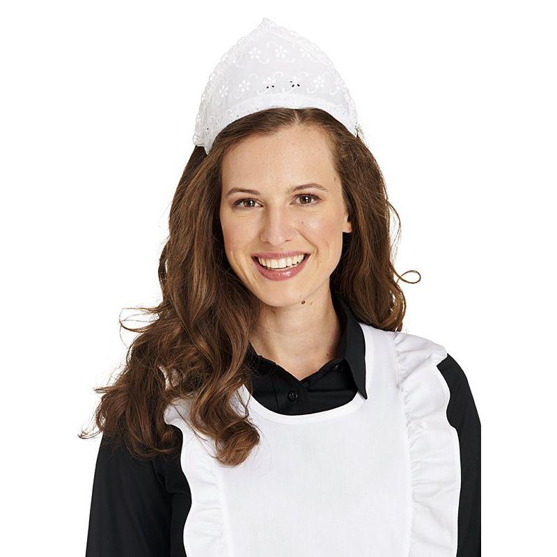 Tablier Blanc De Cuisine