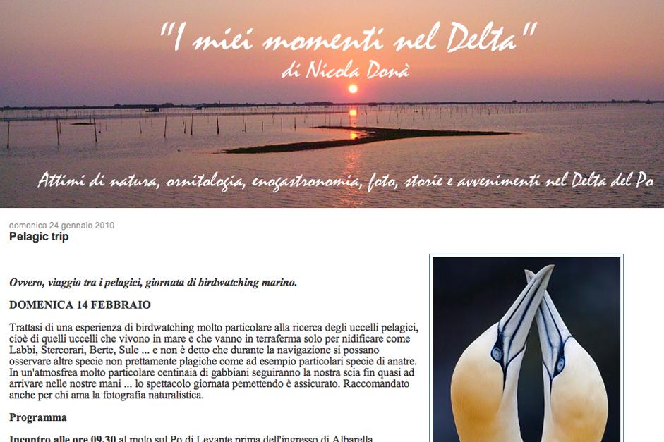 Il blog di Nicola Donà