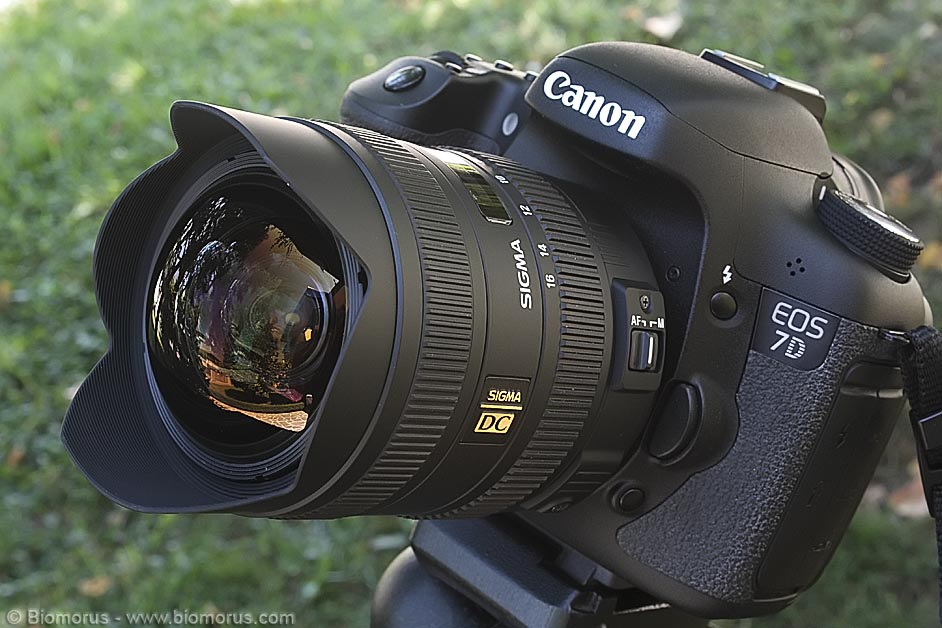 Sigma 8-16mm f/4.5-5.6 DC HSM- Recensione