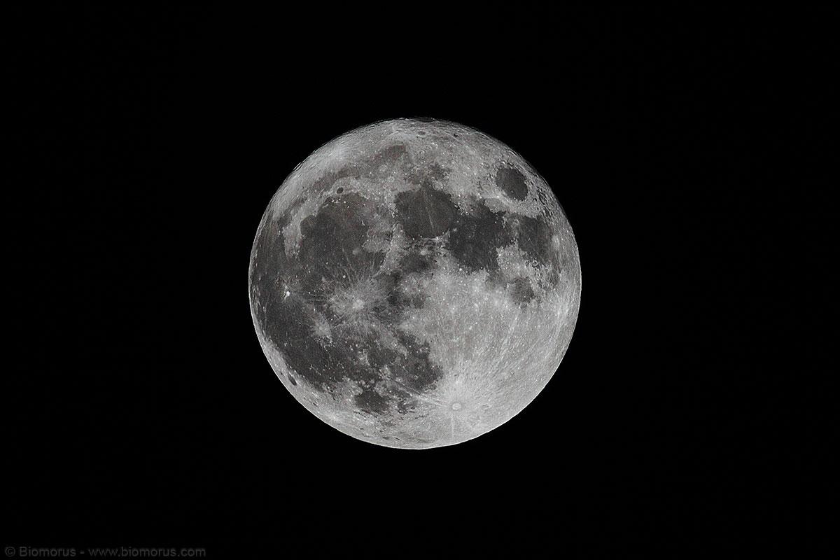 Superluna del 15 Novembre 2016