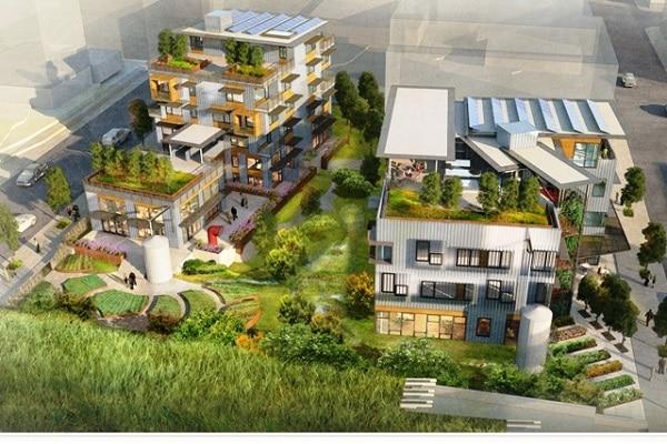 Interesting EcoFriendly Buildings In Canada