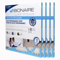Bionaire Total Air MERV 11 Furnace Filter