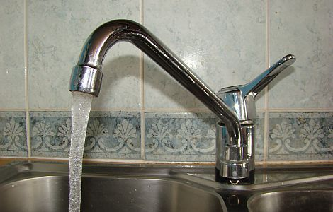 Köögis on võimalik igapäevaselt vett säästa