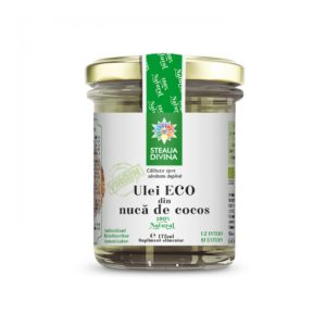Ulei de cocos ECO 175 ml